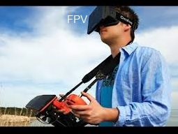 players using fpv goggles